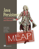 Java Persistence with Spring Data and Hibernate
