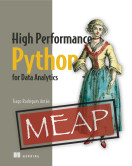 High Performance Python for Data Analytics