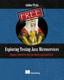 Exploring Testing Java Microservices