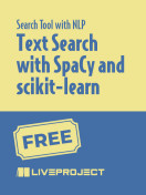 Text Search with spaCy and scikit-learn