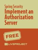 Implement an Authorization Server