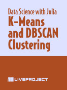 K-means and DBSCAN Clustering