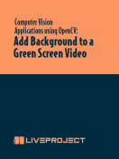 Add Background to a Green Screen Video