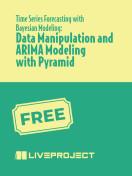 Data Manipulation and ARIMA Modeling with Pyramid