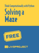 How to Think about Solving a Maze
