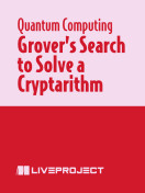 Grover's Search to Solve a Cryptarithm