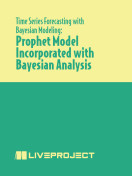 Prophet Model Incorporated with Bayesian Analysis