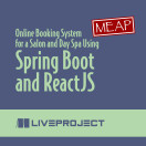 Online Booking System for a Salon and Day Spa Using Spring Boot and ReactJS