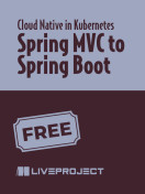 Spring MVC App to Spring Boot