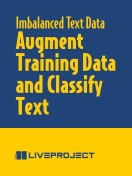 Augment Training Data and Classify Text