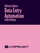 Delivery Notes Data Entry Automation With Python