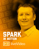 Spark in Motion