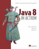 Java 8 in Action Cover Image