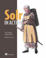 Solr in Action cover