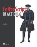 CoffeeScript in Action book cover
