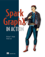 Spark GraphX in Action book cover