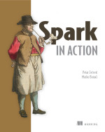 Spark in Action book cover