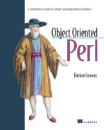 Cover: Object-oriented Perl