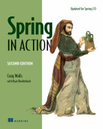 Spring in Action Second Edition Cover