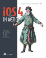 Book cover: iOS 4 in Action