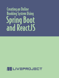 Creating an Online Booking System Using Spring Boot and ReactJS