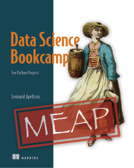 Manning | Data Science Bookcamp
