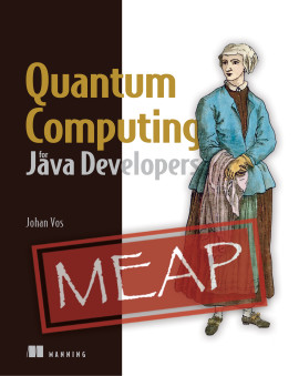 Manning | Quantum Computing for Java Developers