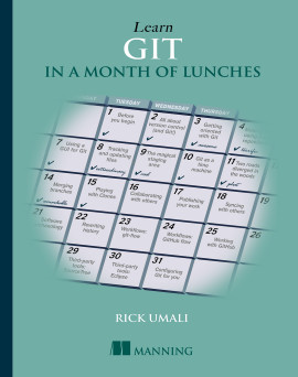 Manning | Learn Git in a Month of Lunches