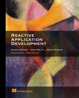 Manning   Reactive Application Development