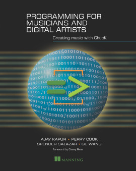 Manning   Programming for Musicians and Digital Artists