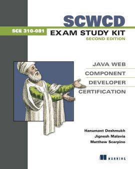 Scwcd pdf books, scwcd 5. 0 tutorial, scwcd study guide materials.