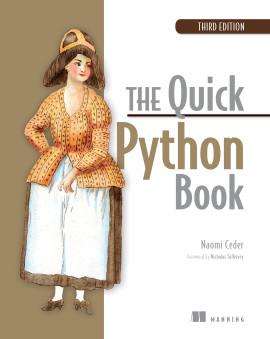 Manning | The Quick Python Book, Third Edition