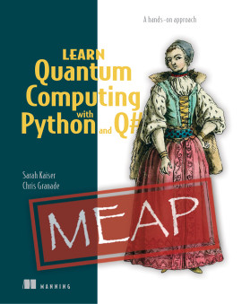 Manning | Learn Quantum Computing with Python and Q#