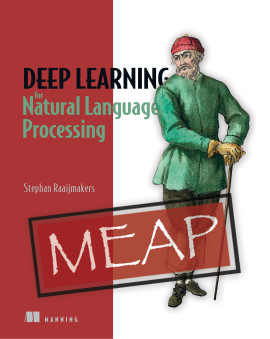 Manning | Deep Learning with JavaScript
