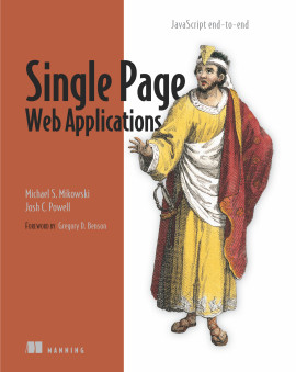 Manning single page web applications pdf