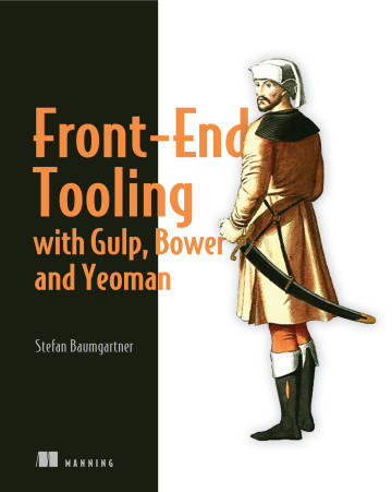 Cover of Front-End Tooling