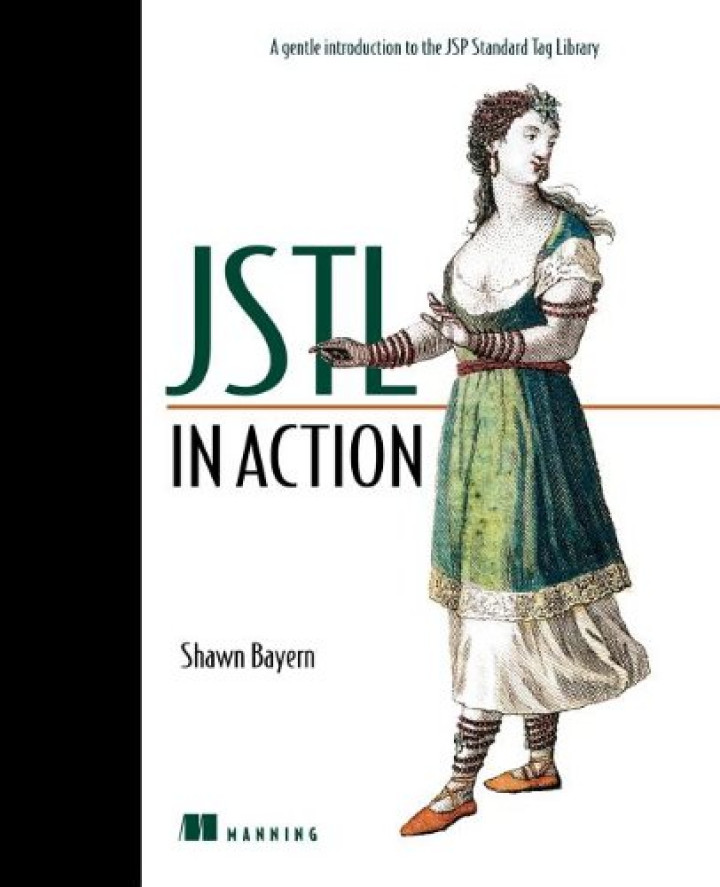 Manning | JSTL in Action