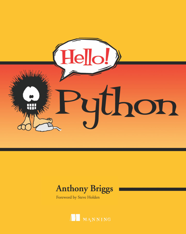 About this book - Hello! Python