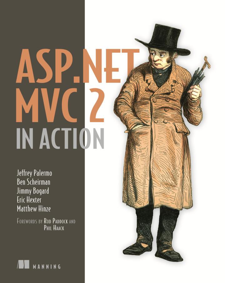 Brad wilson: enterprise library validation example for asp. Net mvc.