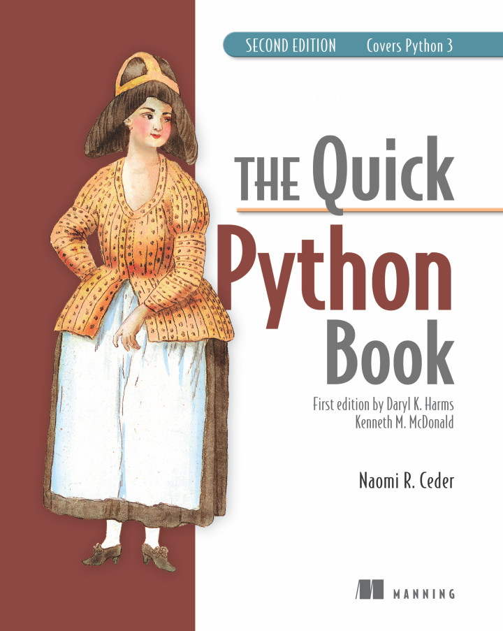 About this Book - The Quick Python Book