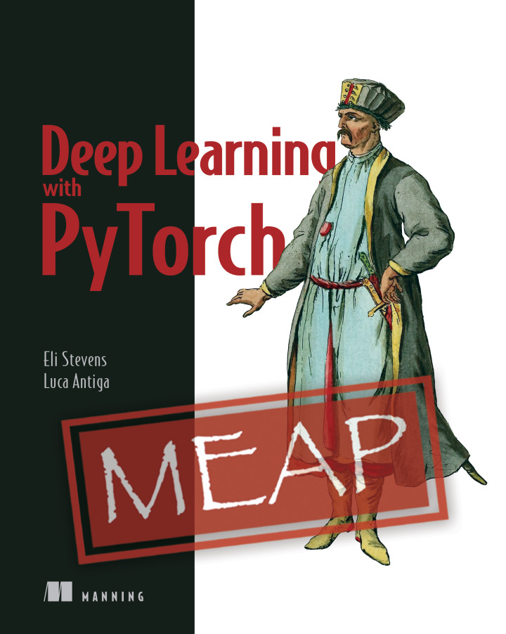 Manning Deep Learning With Pytorch