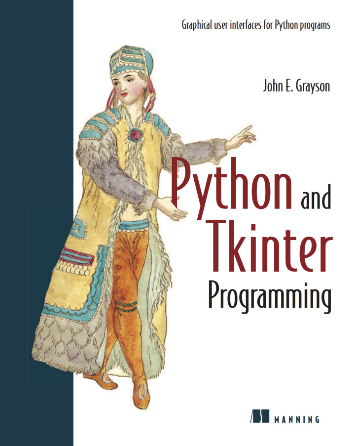 Manning | Python and Tkinter Programming
