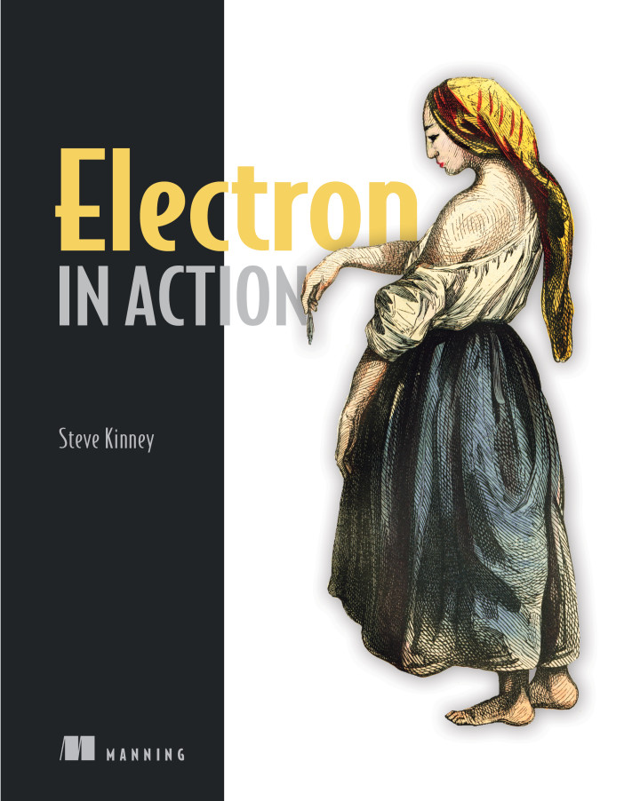 About this book - Electron in Action