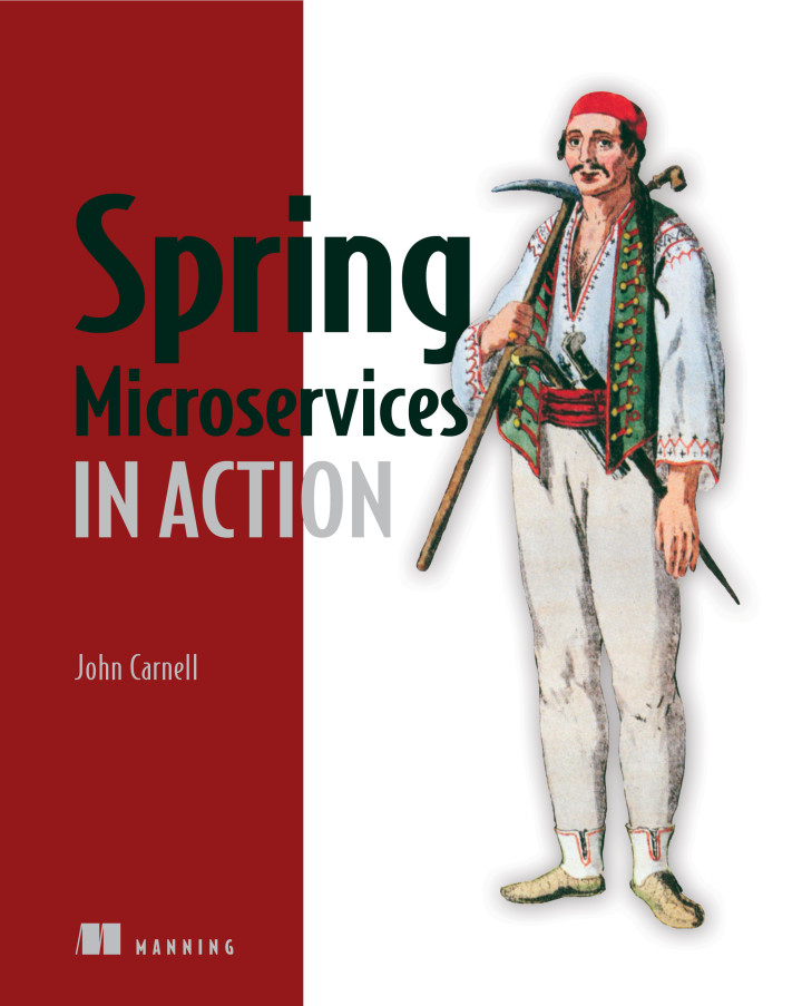 Manning | Spring Microservices in Action