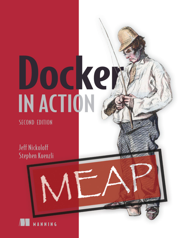Manning | Docker in Action, Second Edition