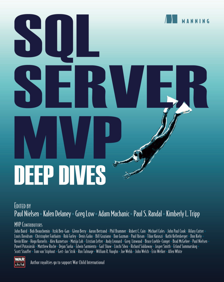 Manning | SQL Server MVP Deep Dives