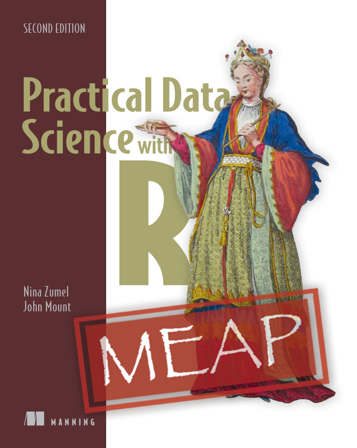 Manning | Practical Data Science with R, Second Edition
