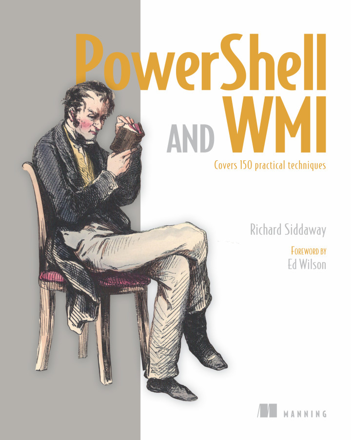 Manning | PowerShell and WMI