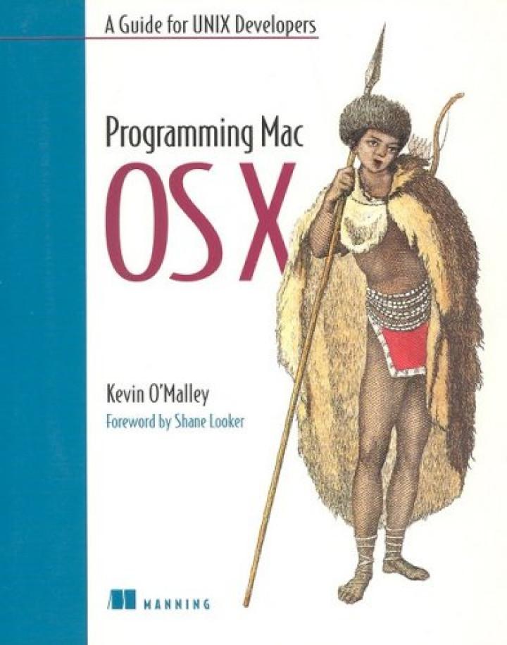 Manning | Programming Mac OS X