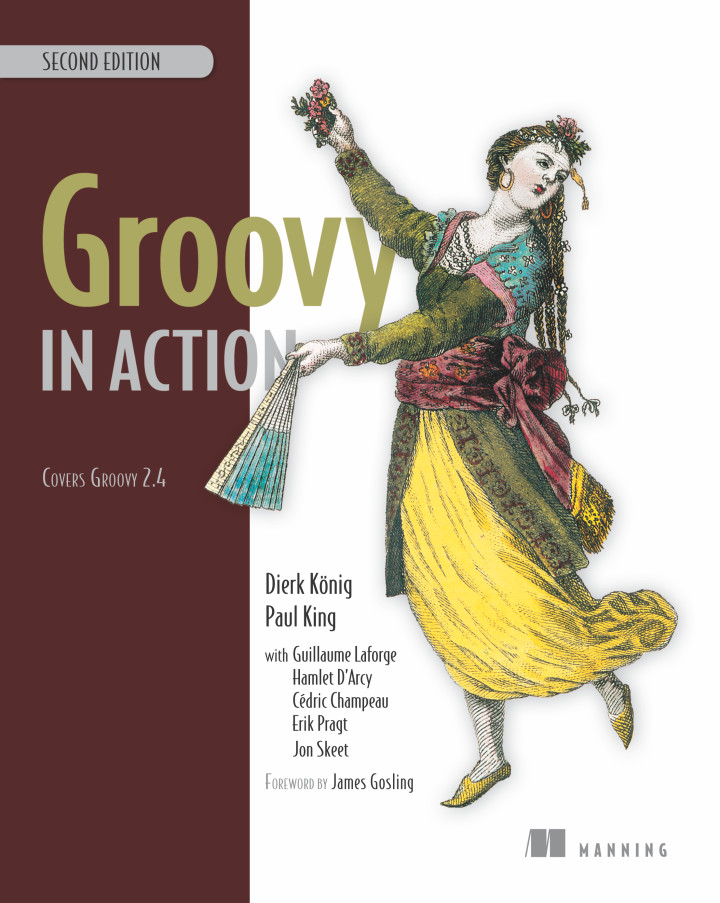 Groovy in action second edition pdf скачать